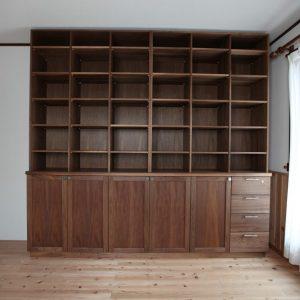 大阪, オーダー家具 収納棚