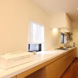 大阪, オーダー家具 マルチカウンターのオーダーキッチン