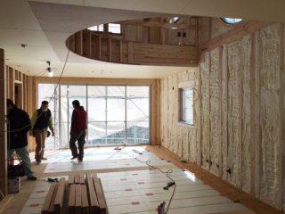 オーク 大阪 オーダー家具 ナラ AVボード 無垢材 オークテレビボード